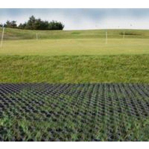 Groundsafe Natural Rubber Mat 100cm x 150cm