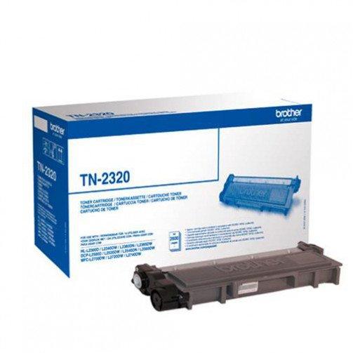 Brother Laser Toner Black HY TN-2320