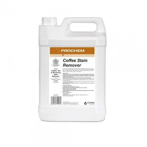 Prochem Coffee Stain Remover 5 Litres