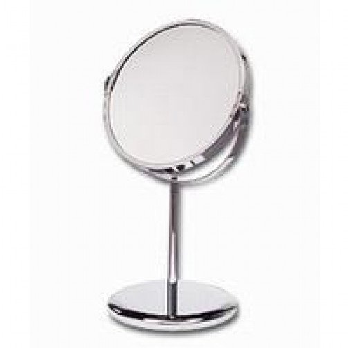 "Mirror 6"" Free Standing Double Sided"