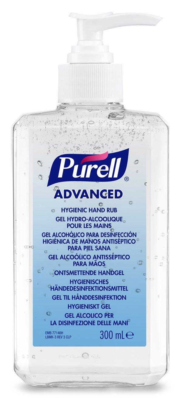 Purell Hand Sanitizer 300ml Janitorial Direct Ltd