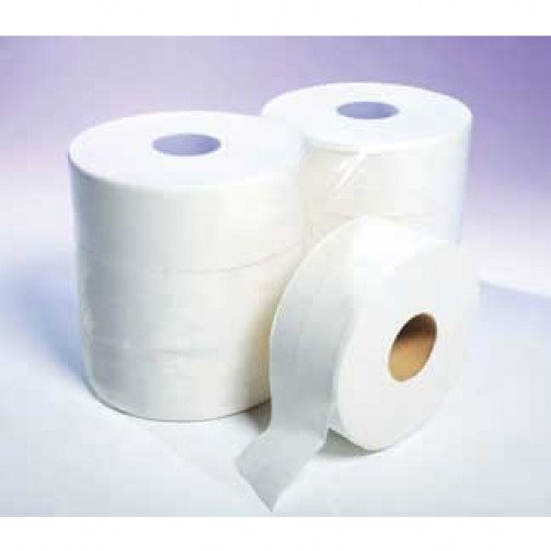 "Mini Jumbo Toilet Rolls x 12  2.25"" Core 200M"