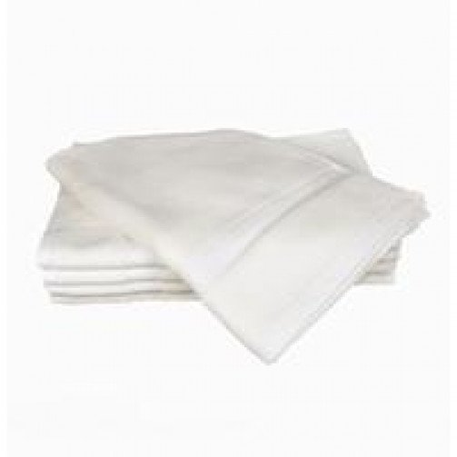 Plain White Hand Towels 5 Pack