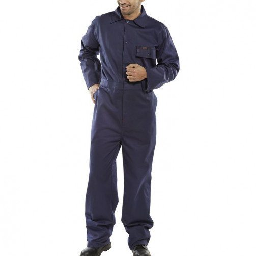 Poly Cotton Boilersuit RPCBS