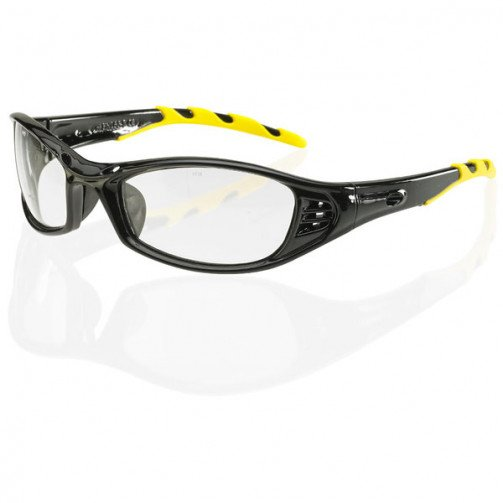 B-Brand Florida Safety Specs Clear x 10