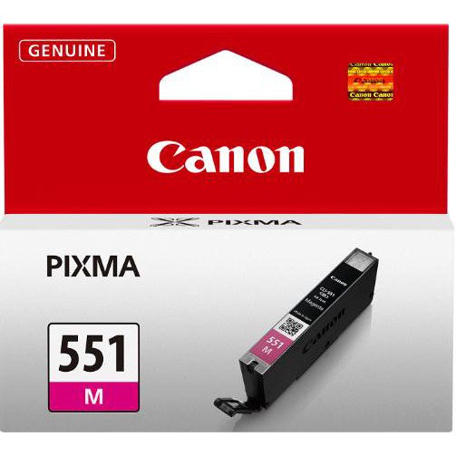 Canon Ink Cartridge Magenta CLI-551M