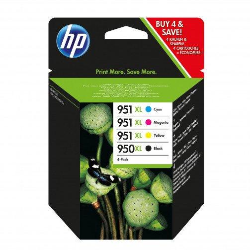 HP950XL/951XL IJ HY B/C/M/YPK4 C2P43AE