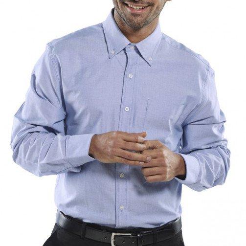 Oxford long sleeved shirt OXSLS