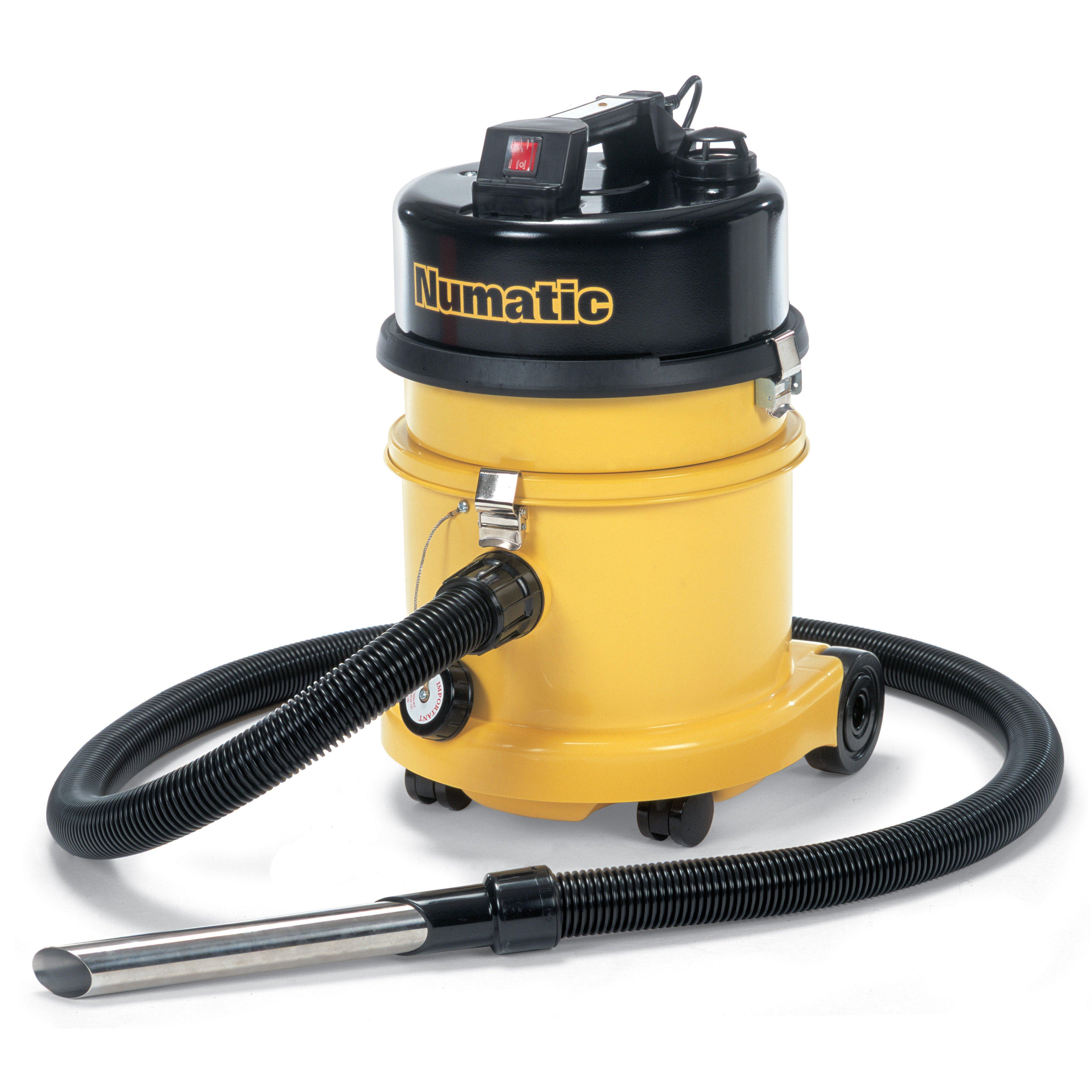 Numatic Hazardous Materials Vacuum HZ 370-2 - Janitorial ... Vacuum