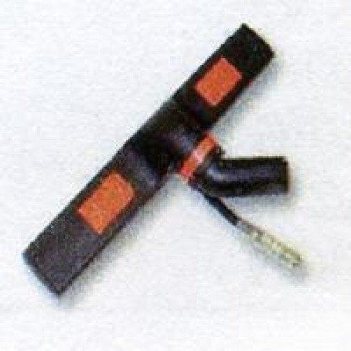 Plastic Floor Tool Including Inserts