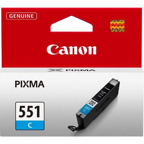 Canon Ink Cartridge Cyan CLI-551C