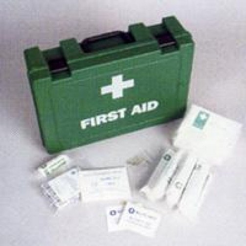 First Aid Kit for 50 Persons
