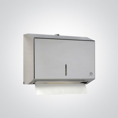 Mini Stainless Steel Paper Towel Dispenser