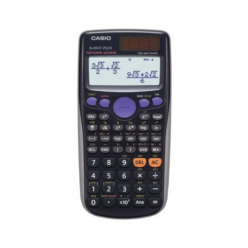 Casio Calculator Scientific FX85Plus
