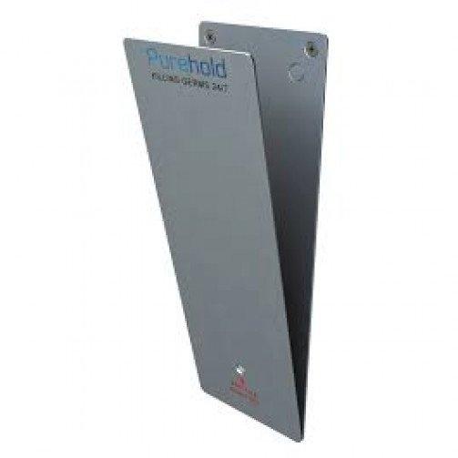 P-Plate Replacement Antibacterial Push Plate For Doors