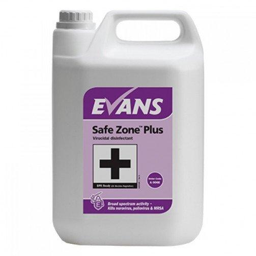 Evans Safe Zone Plus 5Ltr A006EEV2