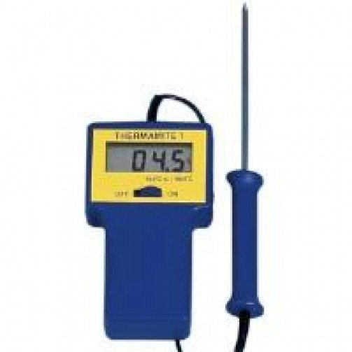 Thermamite Thermometer With Food Probe
