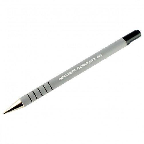 Papermate F/Grip Pen Med Blk S0190113