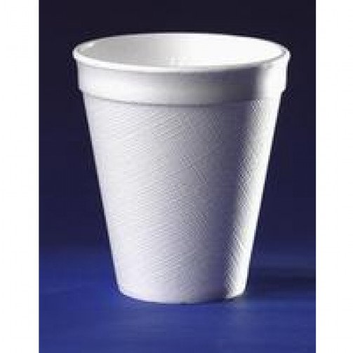 Plastic Cups 7 fl. oz EPS insulated cup x 1000