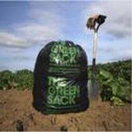 Green Sack Medium Duty x 100 CHSA