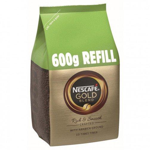 Nescafe Gold Blend RfillPk 600g 12339283