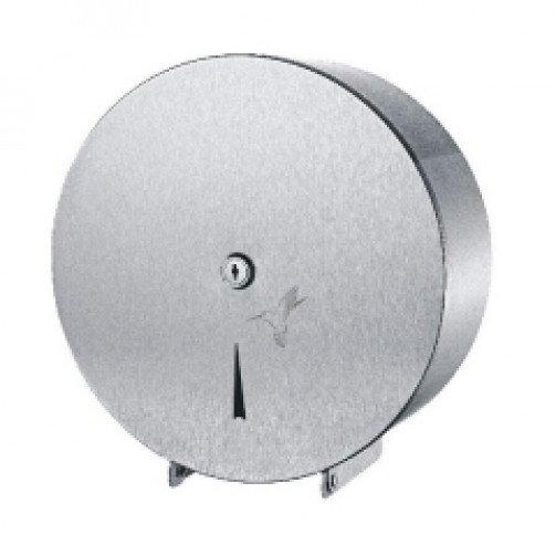 Dispenser Mini Jumbo Toilet Roll S/Steel