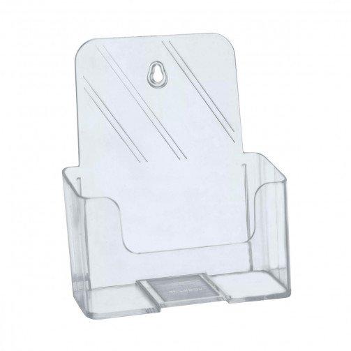 Standard Lit Holder Rigid A5 Clear