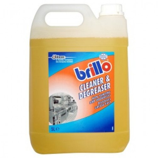 Brillo Oven Cleaner And Degreaser