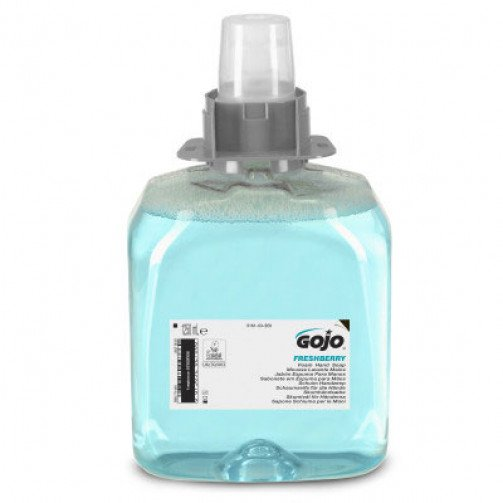 Soap - Gojo Foam Fresh Berry Hand Wash - 3 x 1250ml (FMX)