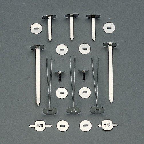 Paper Binders Tinned Steel  38mm Bx200