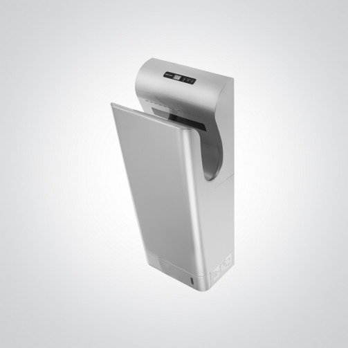 Dolphin Velocity Hand Dryer Silver - BC2012