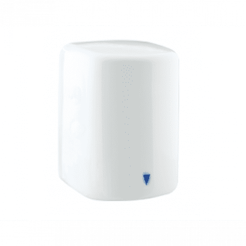 Fast Dry Hand Dryer 437219 Brilliant White Enamel