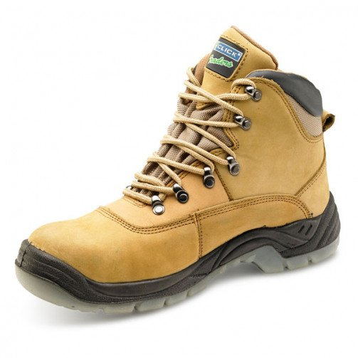 Click S3 Waterproof Nubuck Boot