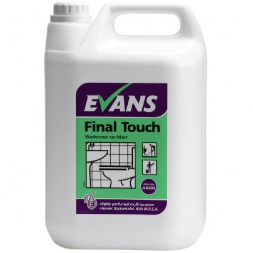 Final Touch Washroom Cleaner 5 Litre