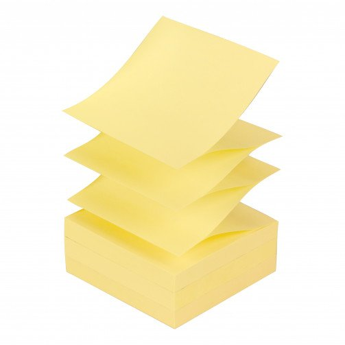 3M Post-it Z Notes 3X3 Yellow R330