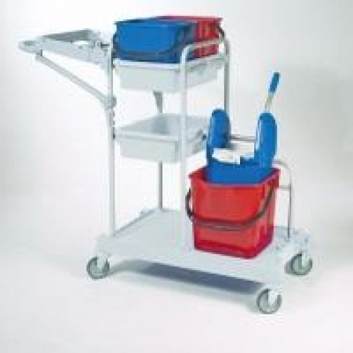 Kitcart Base Model and Mopping System