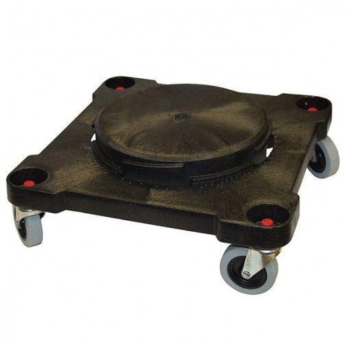 Dolly Wheels For 120 Litre Huskee Square Mobile Bin