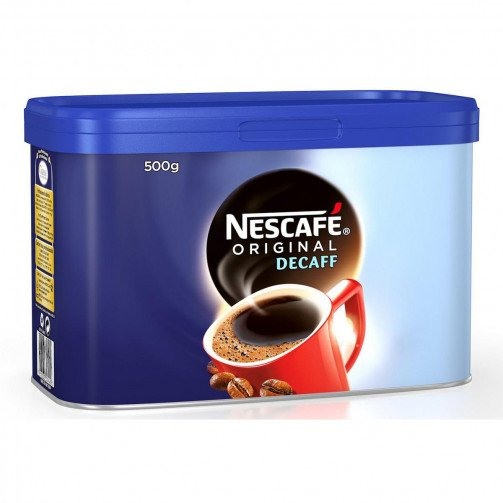 Nescafe Original Decaf 500g 12315569