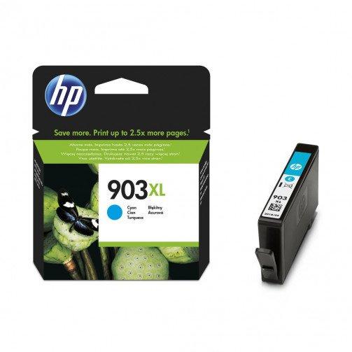 HP No.903XL HY Inkjet Cart Cyan T6M03AE