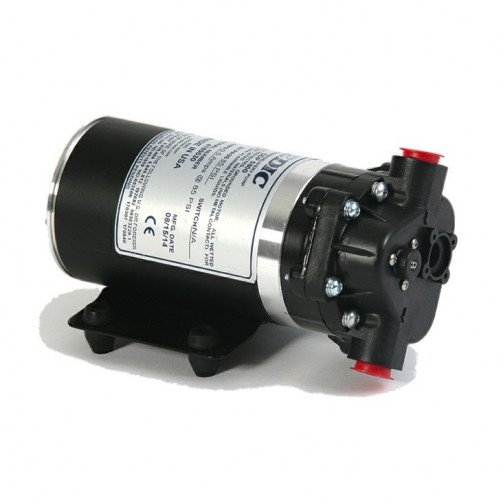 Prochem Diaphragm Pump 80 psi by-pass