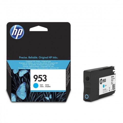 HP 953 Ink Cartridge Cyan F6U12AE