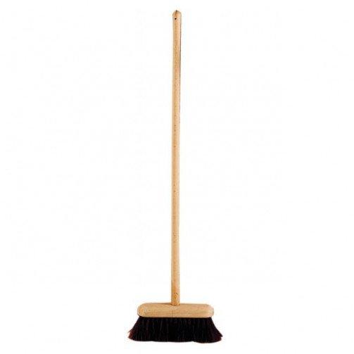 """Complete Wooden Broom 12"""""""