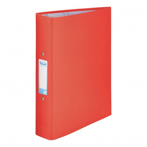 Elba 2R Binder A4plus Red 400033497