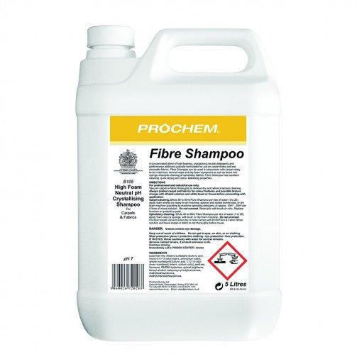 Prochem Fibre Shampoo 5 Litres