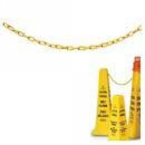 Barrier Chain for Safety Floor Cones and Signs