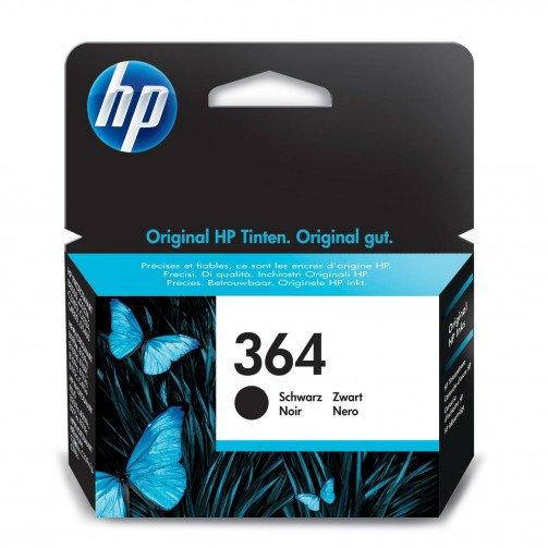 HP 364 Inkjet Cart Black CB316EE