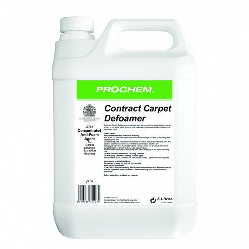 Prochem Contract Carpet Defoamer - 5 litres S761-05