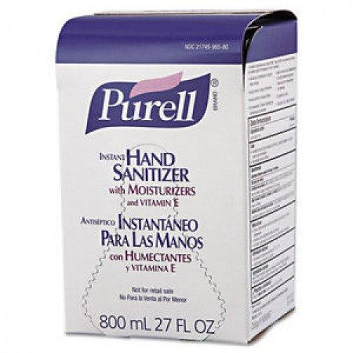 Sanitiser - Purell Hand Gel - 800ml (BIB)