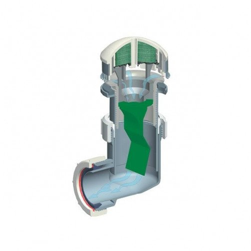 Stream-less Waterless Urinal (Retrofit Pack)