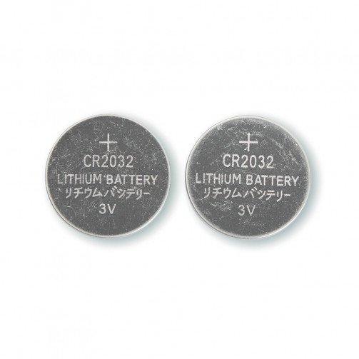 5 Star Lith Battery CR2032 PK2